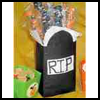 Gravestone   Treat Bags  : Halloween Treat Bags Craft Ideas for Kids
