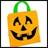Sewing   a Halloween Treat Bag   : Trick-or-Treat Bags Activities for Children
