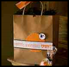 Paper   Treat Bags  : How to Make Halloween Treat Bags Instructions