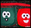 Veggie   Tale Bags    : Halloween Goody Bags Projects for Children