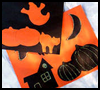 Halloween   Window Hangings    : How to Decorate Your Windows for Halloween