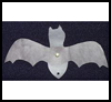 Hanging   Bats    : How to Decorate Your Windows for Halloween