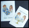 Hanukkah    Window Cards  : Arts and Crafts Projects Ideas for Hanukkah