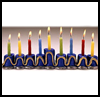 Clay    Menorah  : Chanukah Crafts for Jewish Kids