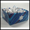 Hanukkah    Origami Candy Dish  : Arts and Crafts Projects Ideas for Hanukkah