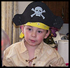 Captain Pirate Costume : Home-Made Halloween Costume Idea