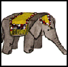 Elephant  : Hindu Crafts for Children