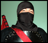 How to Make a Ninja Costume Instructions