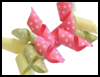 How   To Make Mini Ribbon Korker Hair Bow Clips