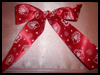 How   to Make a Two-Loop   : Make Personalized Hair Bows Crafts Ideas
