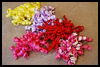 How   to make Curly Hair Bows   : Make Personalized Hair Bows Crafts Ideas