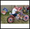 Bike    Decoration  : Ideas to Decorate Your Bikes for Kids