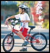 Star-spangled Ride   : Ideas to Personalize Your Bicycles Crafts