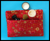 No-Sew Duct Tape Zipper Pouch -