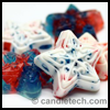 4th   of July Chunk Soaps  : How to Make Handmade Soap