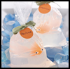 Fish   in a Bag Soap  : Soap Making Instructions for Children