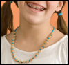 Seed   Beads   : Easy Instructions for Making Necklaces