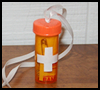 First   Aid Kit Necklace Craft