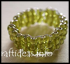 Beaded   Ring for Kids  : How to Make Rings