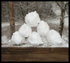 Snow   Ball Time Capsule  : How to Make a Time Capsule Craft for Kids