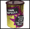 Time   Capsule  : Making Time Capsules for Children