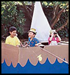 Instructions for Making Toy Boats