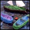 Build-Your-Boats : Make a Toy Boat Instructions for Kids
