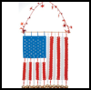 Musical   Stars and Stripes  : Making Wind Chimes Activities for Children