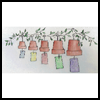 Flower   Pot Wind Chimes  : Making Wind Chimes Activities for Children