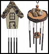 Nature   Wind Chime  : Making Wind Chimes Activities for Children