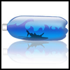 Ocean   in a Bottle    : Ocean in a Bottle Crafts Activity for Children