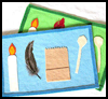 "<SPAN LANG=""en"">Bedikat    Chametz  : Jewish Crafts Ideas for Kids</SPAN>"