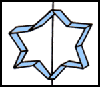 "Star    of David Decoration <span style=""  background: #ffffff; line-height: 130%""> : Judaica Crafts Ideas for Jewish Kids</span>"