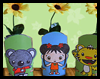 <strong>Kai- & Friends Juice Box Planters Craft Ideas for Kids</strong>