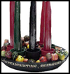 "<SPAN LANG=""en"">Kinara    Centerpiece   : Kwanzaa Arts and Crafts Ideas for Kids</SPAN>"