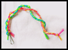 Lanyard Crafts Activities for Kids