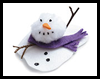 Melty the Snowman Craft Ideas for Kids