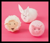 Barnyard Cuties Easter Craft for Kids
