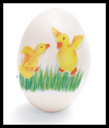 Decoupage Designs Easter Eggs Crafts