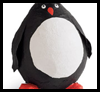 Portly Penguin Craft for Kids  : Penguin Crafts for Kids