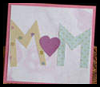 Bubble Paper Mother's Day Card Craft