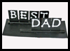 Best Dad Desk Accessory Craft