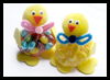 Jelly Bean Chick Craft Activity