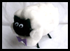 Cardboard Tube Lamb Crafts Activity