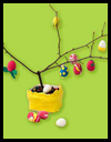 Easter Egg Tree Craft Ideas for Kids
