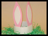 Easter Bunny Ears Craft Activity