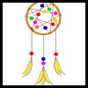Dream Catcher Craft from Nature