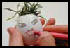 How to Make Eggshell People Craft Idea