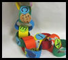 ABC Paper Chain Craft for Kids