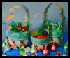 Free Easter Basket Paper Craft Project